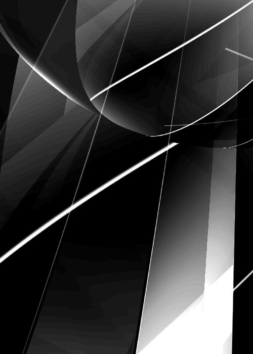 Lazer Cut 01- digital artwork by piers Bishop