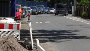 Neuländer Straße verkehr
