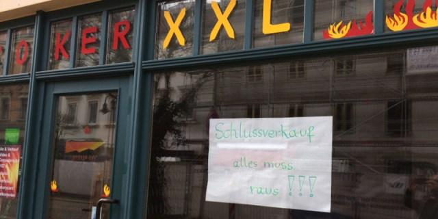 broker xxl 2003 schlussverkauf
