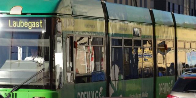 Straßenbahn Linie 4 umleitung