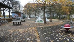 estalozziplatz Spielplatz Daniel Grimm