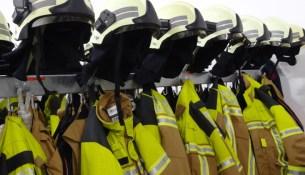 Feuerwehr Feuerschutzanzüge