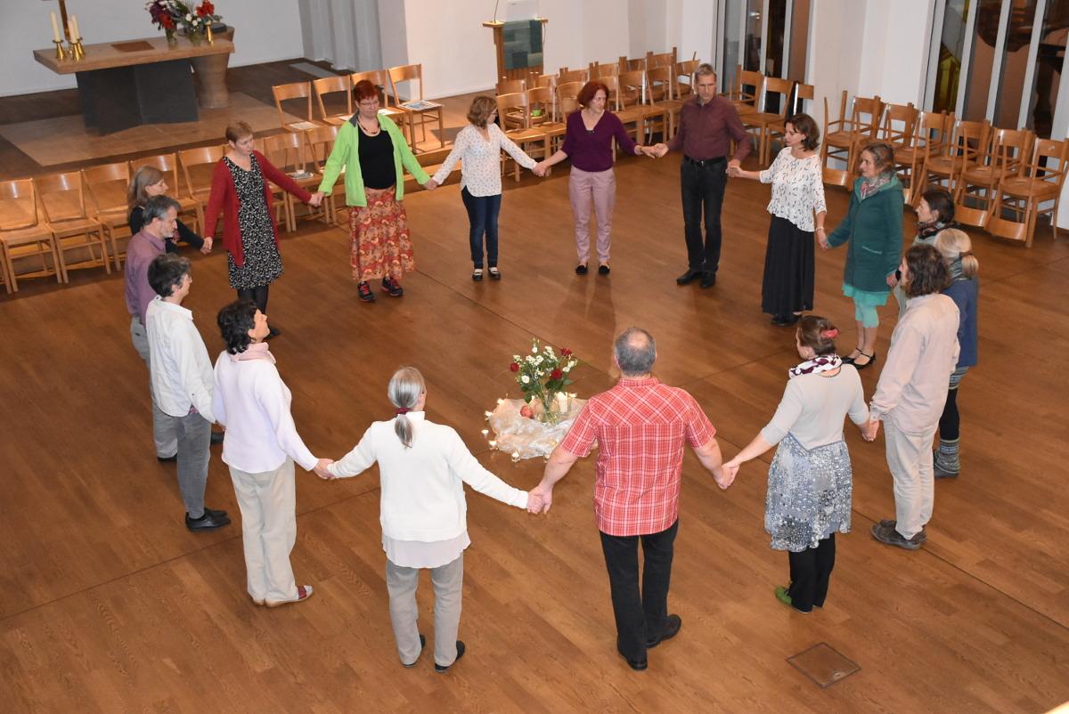 Tanzkreis Trachau Kreis