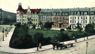 Leisniger Platz 1910