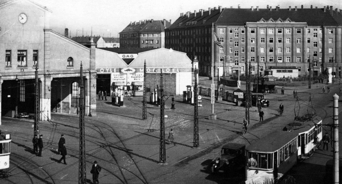 Dreyssigplatz 1930