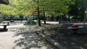 Pestalozzipaltz Spielplatz
