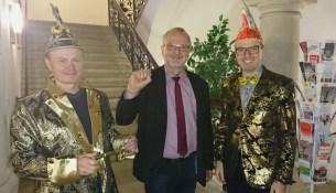 karneval schluessel rathaus