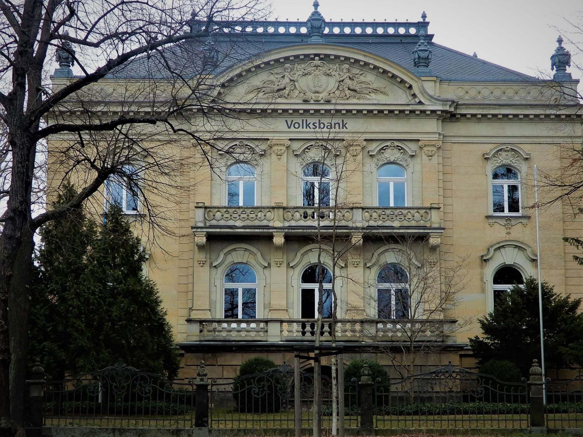Eschebach Villa Albertplatz