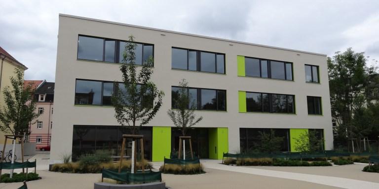 Makarenko Schule Neubau