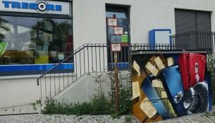 Faust Tresore Graffiti