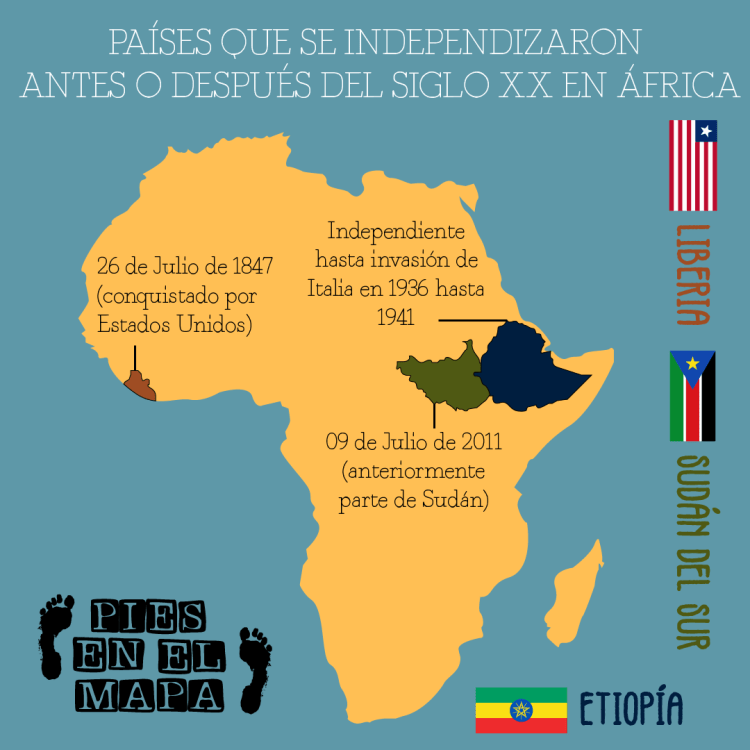 Independencias en África