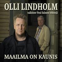 Olli Lindholmin levy Maailma on kaunis