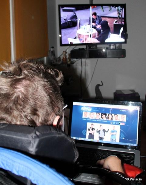 BB selaimessa ja tv:ssä.