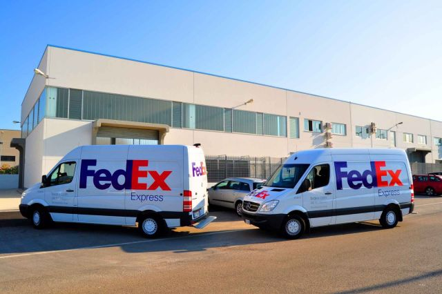 Fedex Express Corriere5