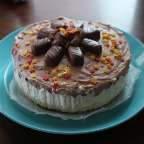Oikein hyvää kakkua.