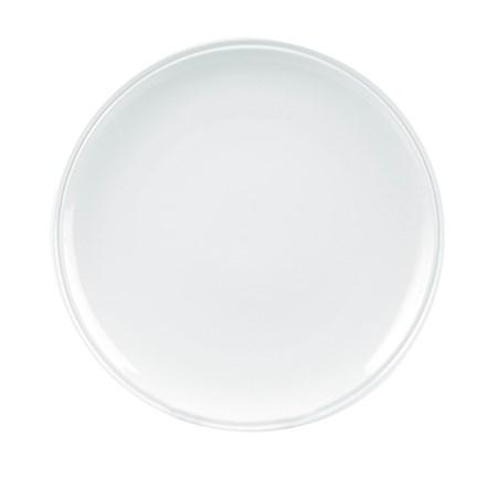 Keittiöön pyöreä lautanen.