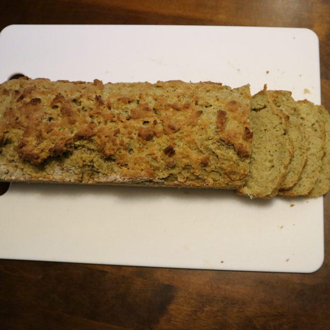 Gluteenitonta leipää.