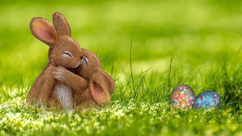 Pääsiäisruno x 2 Maijun tapaan, olkaa hyvät