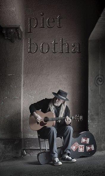 Piet Botha 2013 | photo: Hein Waschefort