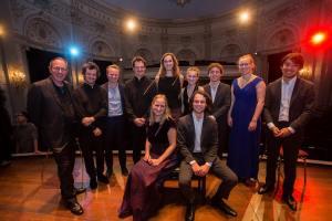 Kersjes beurs 2017, Concertgebouw Amsterdam, Animato Kwartet