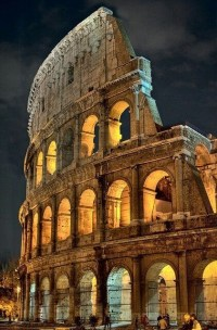 Colosseo, Roma,