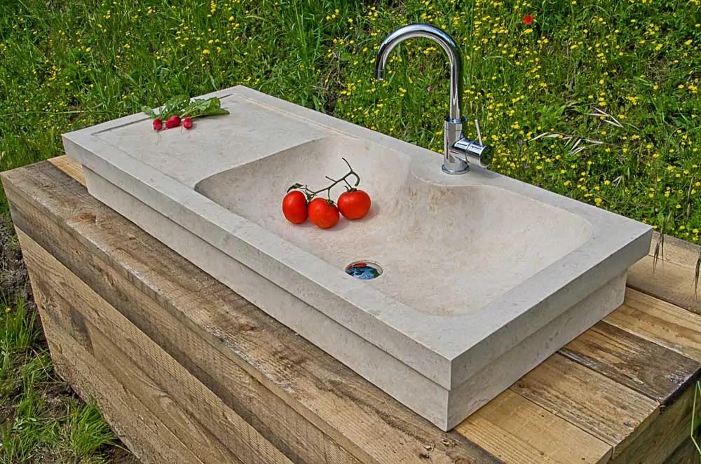 Lavabi da cucina in pietra  Pietre di Rapolano