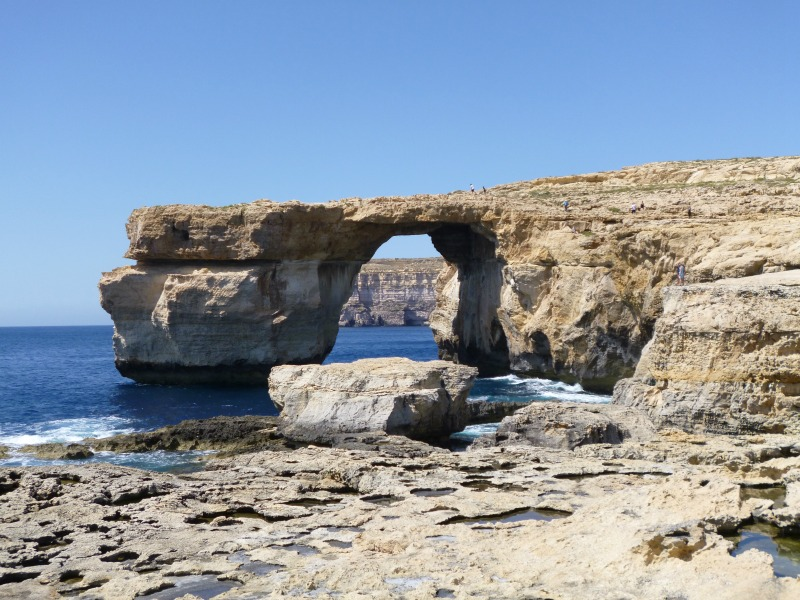 5 cose da fare a malta azure window gozo
