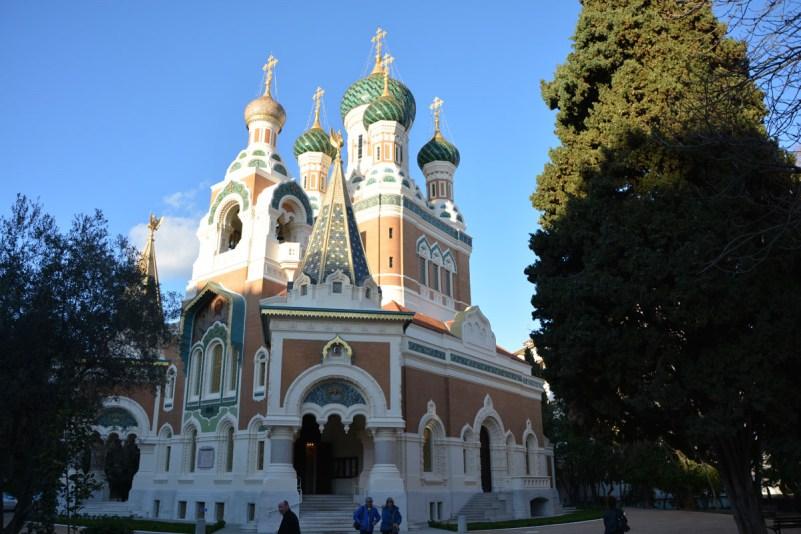 un giorno a nizza chiesa russa san nicola