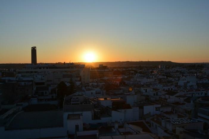 cosa vedere in andalusia in una settimana siviglia tramonto las setas
