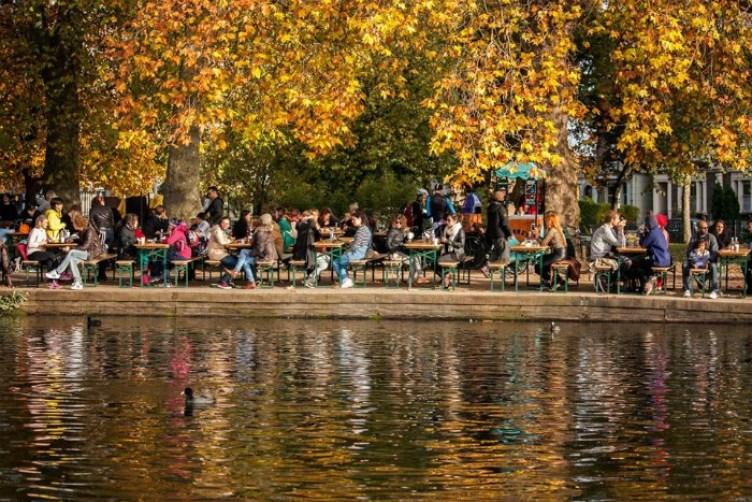 vivere a londra autunno