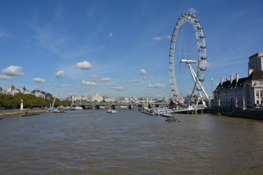 Cosa vedere a Londra in quattro giorni london eye