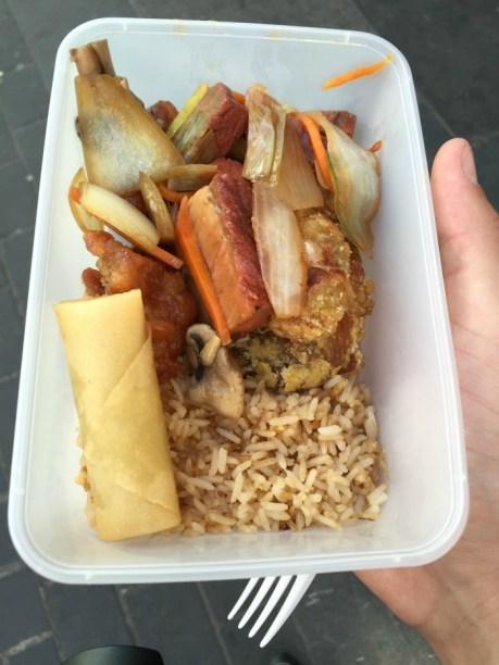 Cosa vedere a Londra in quattro giorni street food chinatown