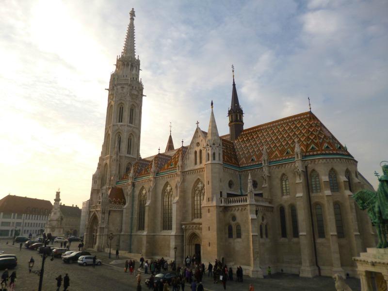 Cosa ho visto a Budapest chiesa mattia