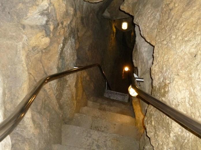 Cosa ho visto a Budapest grotte