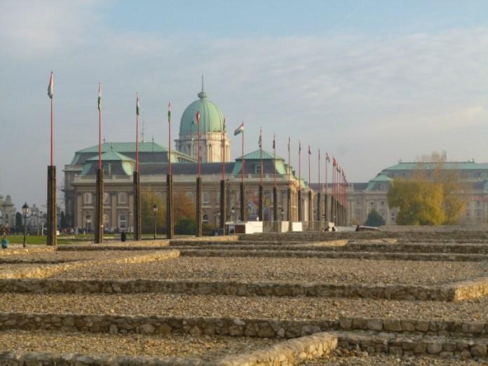 Cosa ho visto a Budapest palazzo reale