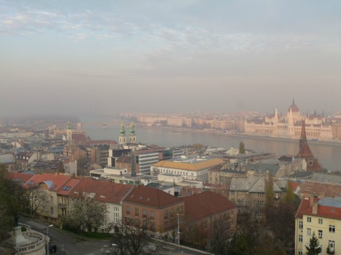 cosa vedere a Budapest panorama