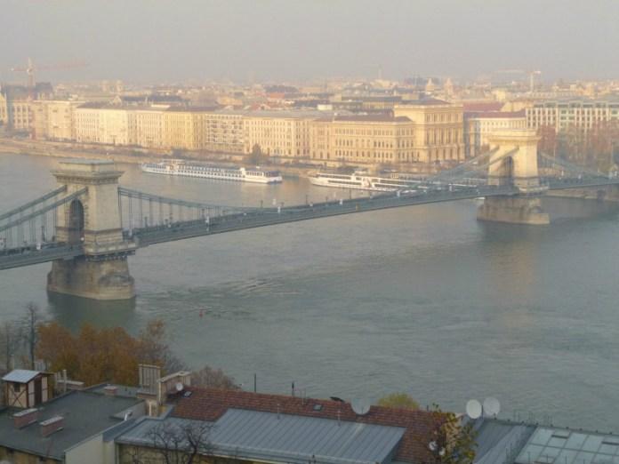 Cosa ho visto a Budapest ponte delle catene