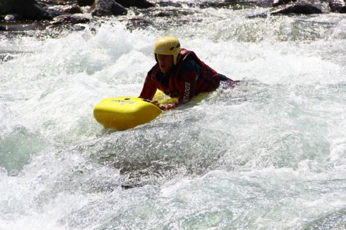 Una settimana in Valsesia hydrospeed sport