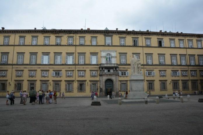 itinerario un giorno lucca piazza grande