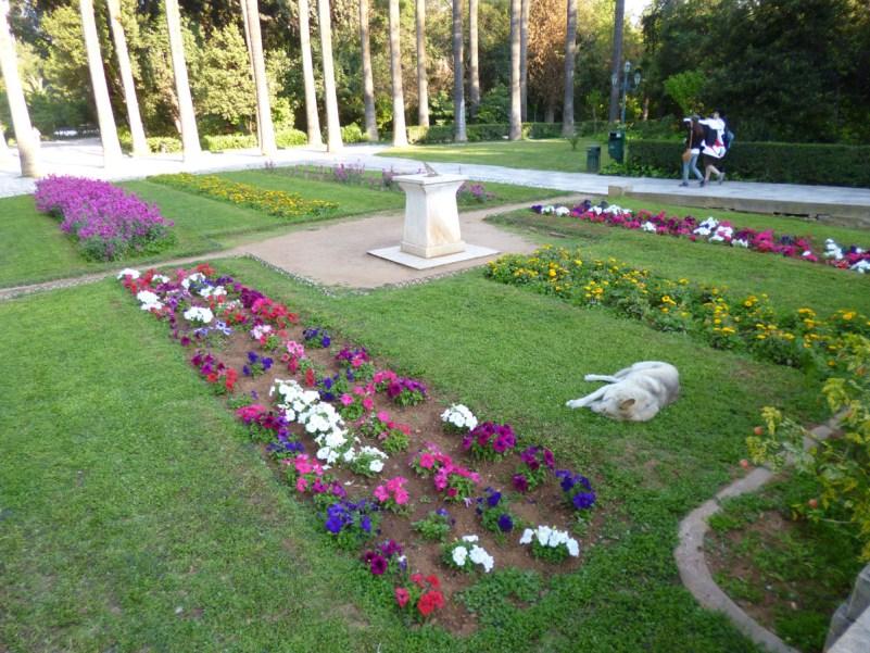 cosa vedere ad atene giardini nazionali
