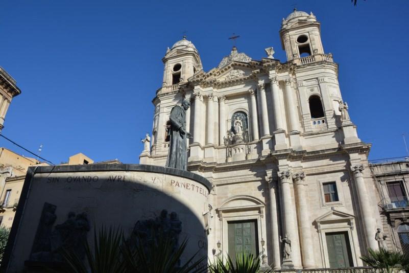 visitare catania in un giorno chiesa san francesco assisi