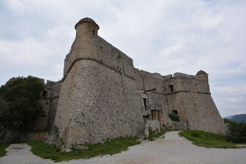 villefranche-sur-mer fort mont alban