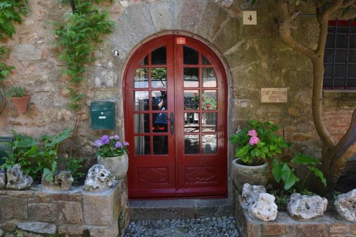 città vecchia porta