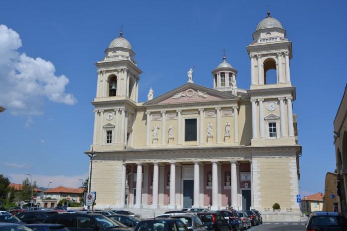 cosa vedere a imperia basilica san maurizio