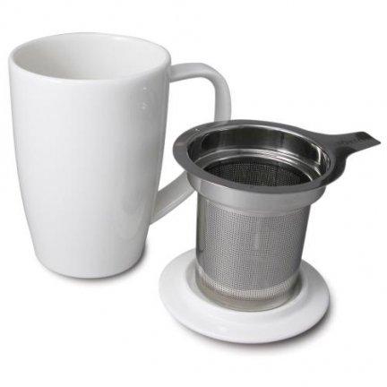 Sitko wysokie dokubka jest idealnym sprzętem nastart dla początkującego herbaciarza.