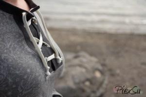 PiexSu Liadira Sweatkleid grau Lillestoff Ösen_5