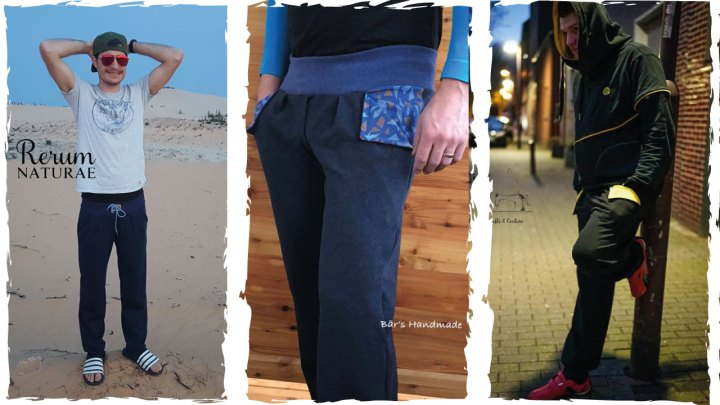 PiexSu-Men-Herren-ebook-Schnittmuster-Hose-Jogginghose-Lev-Collage1