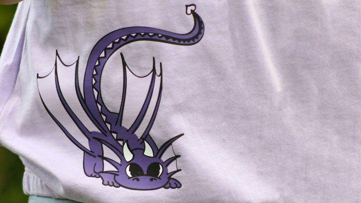 Plotterdatei Set Drachengeheimnis