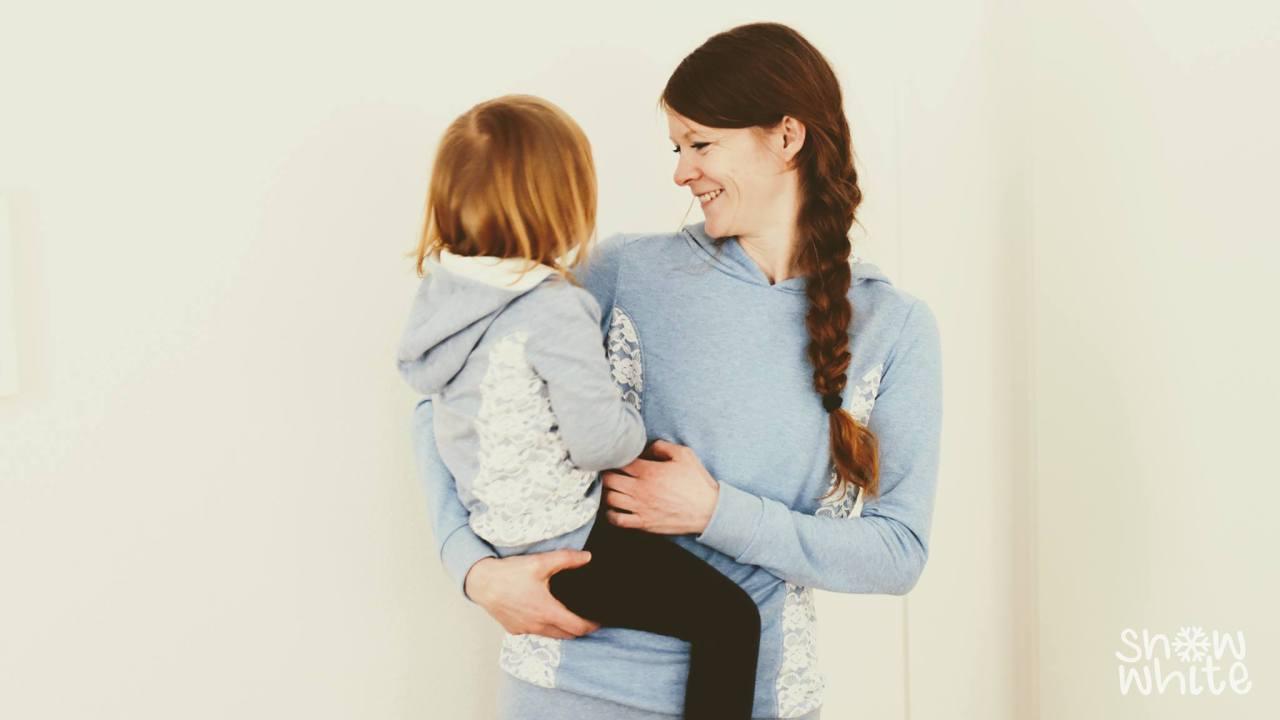 eBook Schnittmuster PiexSu Priva Mama-Tochter-Kombi