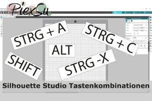 PiexSu-Blog-Titelbild-Silhouette-Studio-Tastenkombinationen